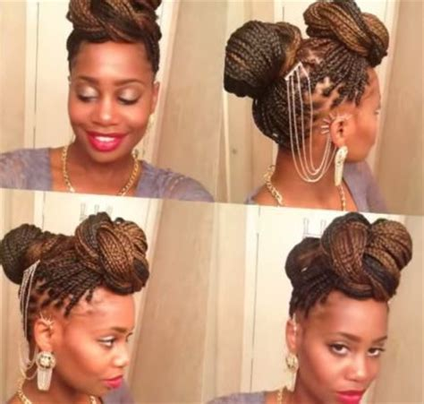 poetic justice braid bun techniques 40 stunning poetic justice braids you can wear year round