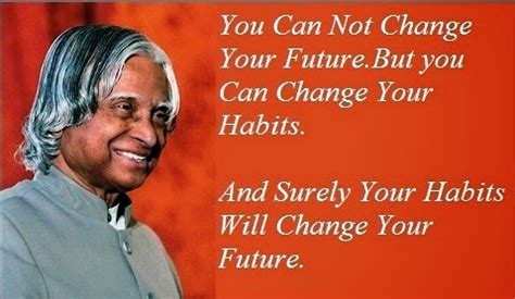 Habits That Can Change Your by Kalam Quotes Leave Office On Time Quotesgram