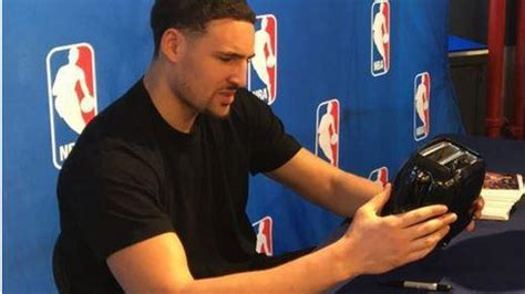 Bengals Toaster The Warriors Are 30 1 Since Klay Thompson Signed A Toaster