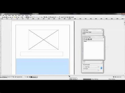 tutorial scribus youtube scribus master pages tutorial youtube