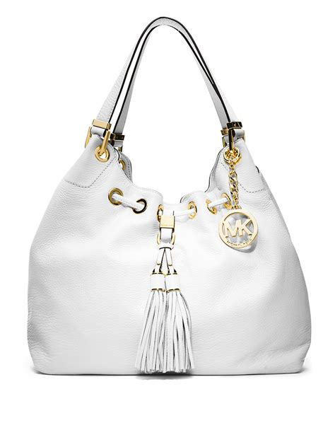 Tas Ransel Venus Zipper lyst michael michael kors middleton soft venus leather hobo bag in white