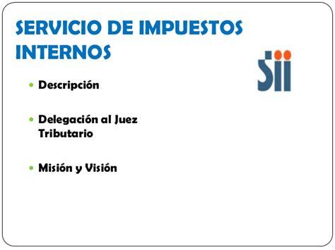 textos legales y reglamentos servicio de impuestos internos sistema tributario chile