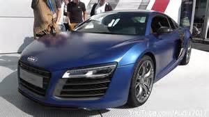 2013 audi r8 v10 plus coupe matte blue hd