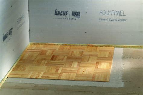 Fliesen Und Parkett Auf Trockenestrich Bauhandwerk