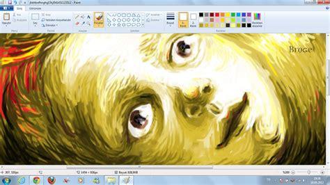 painting for windows 7 windows 7 paint portrait ayaz by ahmetbroge on deviantart