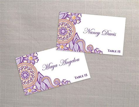 Diy Wedding Name Card Template by Diy Printable Wedding Place Name Card Template 2366276