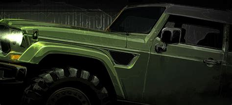 most rugged truck the jeep crew chief looks like the retro jeep truck of your most rugged dreams