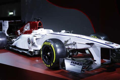 Alfa Romeo F1 by Alfa Romeo Sauber Confirms F1 Seats For Leclerc Ericsson