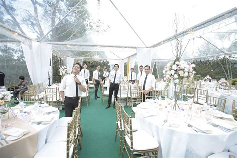 backyard wedding planner garden wedding planner 33 catering kl 1 food catering