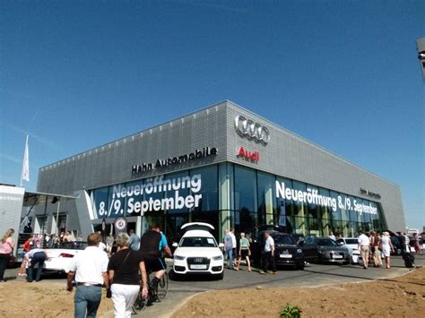 Audi Hahn Esslingen by Hahn Gruppe Hahn Automobile Gro 223 Er Audi Terminal Der