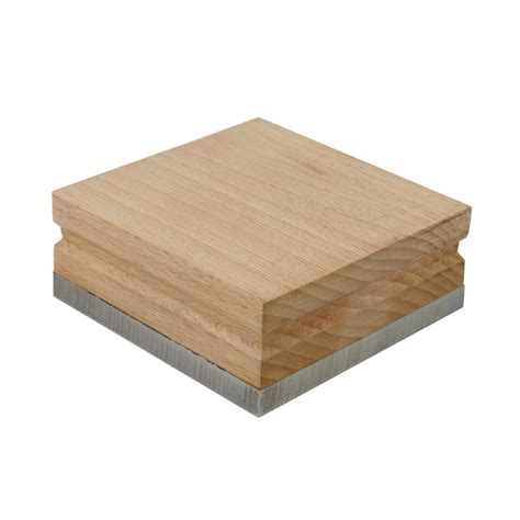 bench base bench block with wood base 3 inches