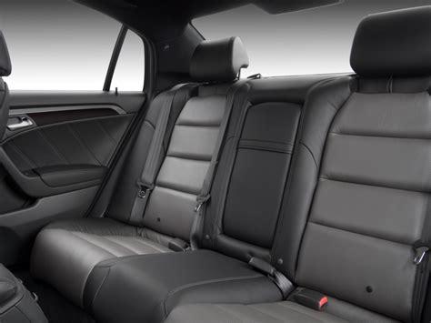 acura rdx car seat image 2008 acura tl 4 door sedan type s rear seats