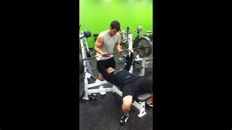 bench press 245 15 year old 245 lb bench press max youtube