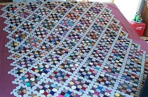 pattern for yo yo quilt free yo yo quilt patterns lena patterns