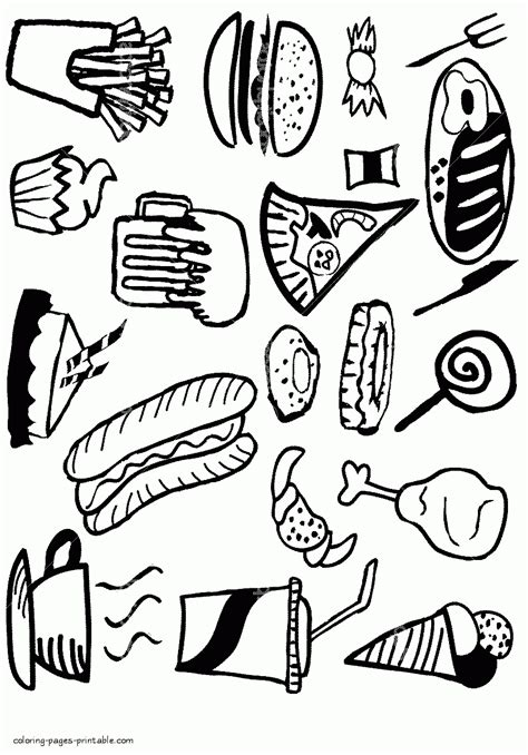 what is food coloring 33 coloring pages healthy foods 31 best food coloring