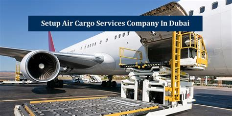 how to setup air cargo services company in dubai riz mona