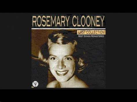 rosemary clooney beautiful brown eyes rosemary clooney beautiful brown eyes 1951 youtube