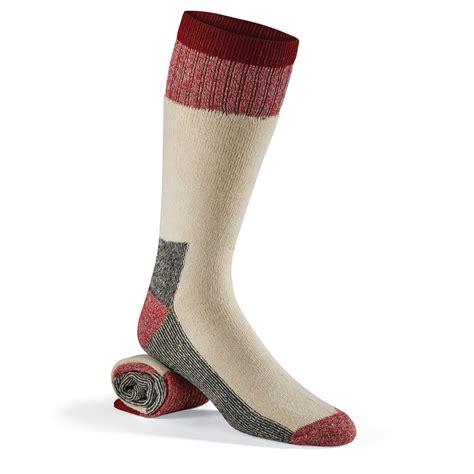 work socks 2 prs heavy duty work socks 624123 socks at sportsman