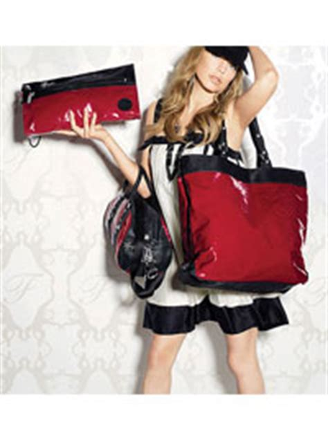 The Fergie Kipling Purse The Launch by Fergie Singer Endorsements