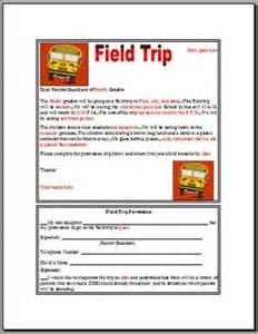 field trip lesson plan template field trip permission slip trips and fields