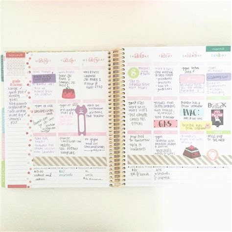 organizing my life my agenda indulging in wanderlust 31 best erin condren obsession images on pinterest
