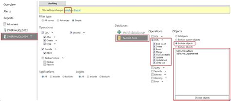 Sql Server Audit Table Changes Auditing Sql Server Data Changes The Centralized Solution Solution Center