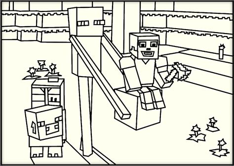 minecraft coloring pages armor minecraft coloring pages 9956