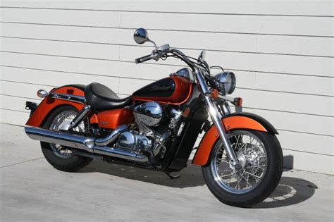 2006 Honda Shadow Aero 750 by Used Motorcycles For Sale Dallas Used Motorcycle Dealer