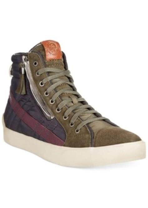 sneaker on sale diesel diesel d velows hi top sneakers s shoes shoes