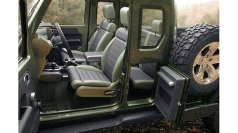 jeep truck concept interior 2017 jeep gladiator truck concept automoviles