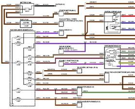 mgf starter motor wiring diagram mgf automotive wiring diagram