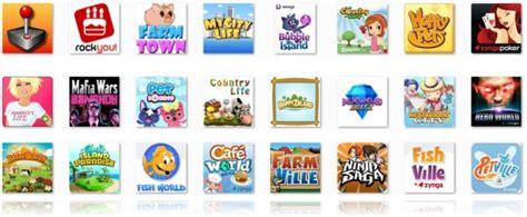 imagenes de juegos de redes sociales los mejores juegos de facebook