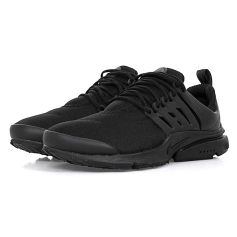 nike sneaker boots nike air presto essential sneakers black shoe