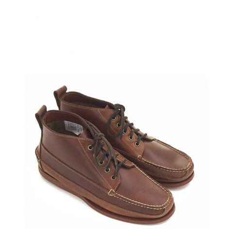 bass boots for g h bass co ranger c moc boots in brown for lyst