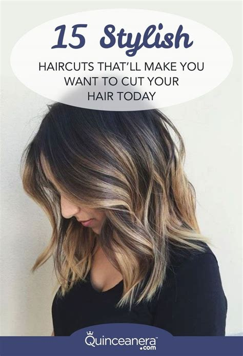 haircuts drink 15 stylish haircuts that ll make you want to cut your hair