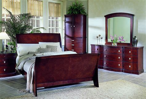 Cherry Wood Bedroom Sets | best bedroom theme using cherry wood bedroom furniture