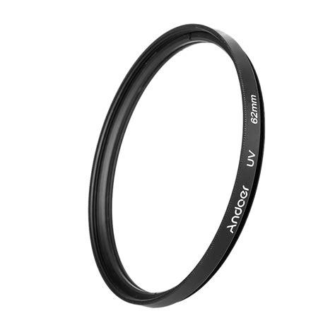 Filter Uv Canon 62mm andoer 62mm uv ultra violet filter lens protector for