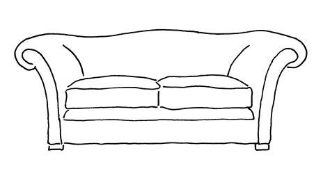 sofa drawing vanessa arbuthnott