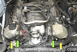 bmw x5 m62 8 cylinder camshaft position sensor replacement