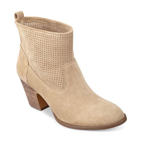 bootie sneakers ivanka shoes booties in beige suede