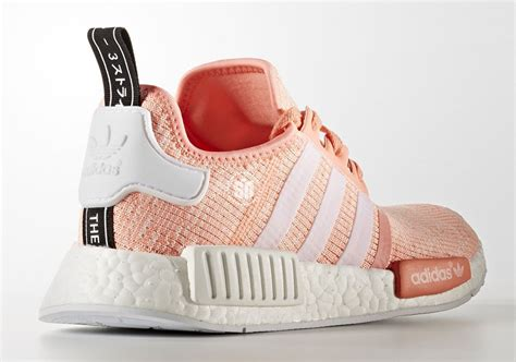 Adidas Nmd R1 Sun Glow 100 Original Sneakers adidas nmd r1 sun glow by3034 april 2017 sneakernews