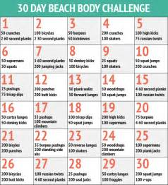 Go back gt gallery for gt 30 day cardio challenge chart