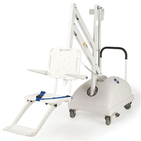 Pool Chair Lift by Pal Portable Aquatic Spa Lift S R Smith Pool Lifts