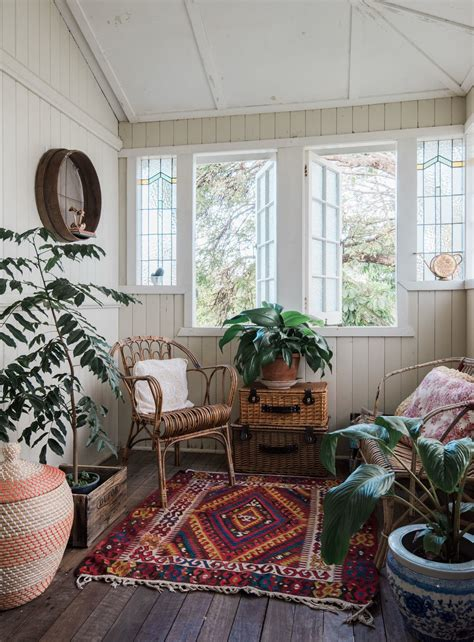 home interior decor a warm bohemian country style australian home in