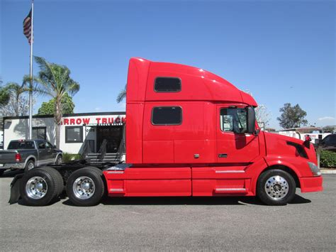 2013 Volvo Vnl780 For Sale Used Semi Trucks Arrow
