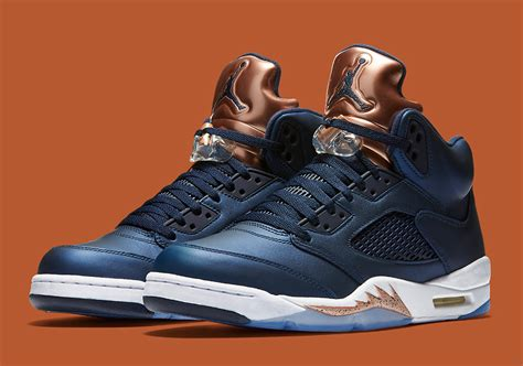 how much are the jordans air 5 bronze 136027 416 release info sneakernews