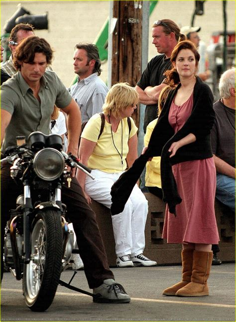 you lucky lucky you stills photo 379751 drew barrymore eric bana pictures just jared
