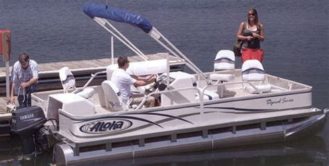 aloha pontoon research 2015 aloha pontoon boats 180 fish n party on
