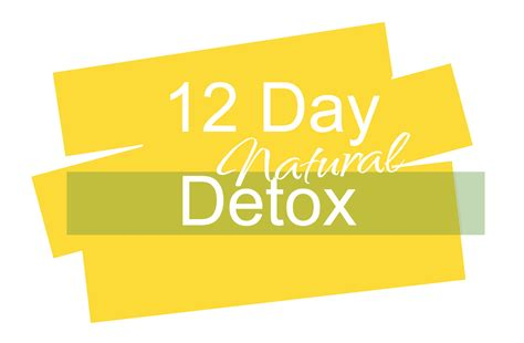 Detox 12 Days by 12 Day Detox Pastiloff A Manifesting