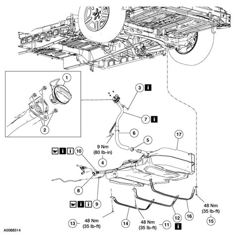 94 ford ranger fuel line diagram 94 get free image about